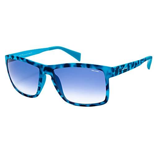 italia independent 0113-147-000 Gafas de sol, Azul, 53 para Hombre