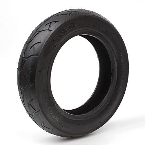 HTZ-M Neumáticos, 10x2.50 Neumático de 10 'para Scooter eléctrico de 10 Pulgadas Apto para Motor de Cubo de 36v 48v 400w 500w 800w