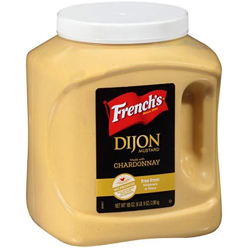 French's Dijon Mustard, 105 oz