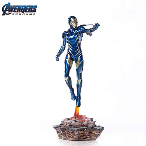 CQ Avengers Endgame Statue: Rescue 0048 1:10 BDS Art Scale Collectible Figurine from Movie Series Toys image