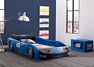 kwantasmile Toddlers Room Decor Girl Boy Furniture Bedroom Decorations Boys Race Car Bed Blue Bedroom Furniture Kids Toddler Bed Frame New