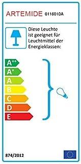 Artemide Dioscuri Lampe Murale/Plafonnier 35