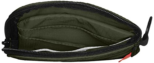 [ノーマディック]財布小銭入れL字型コンパクト財布SA-08カーキ