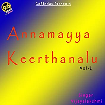 Annamayya Keerthanalu, Vol. 1