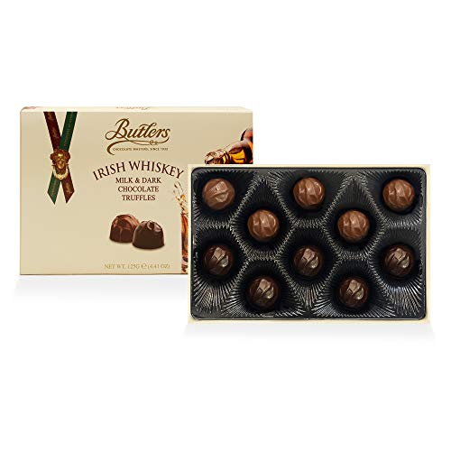Butlers Chocolate Irish Whiskey Truffles 125g