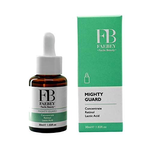 Faebey Concentrated Face Serum Mighty Guard, 30 ml