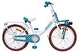 Amigo Dots - Bicicleta BMX de 20 Pulgadas - para niñas de 5 a 9 años - con V-Brake,...