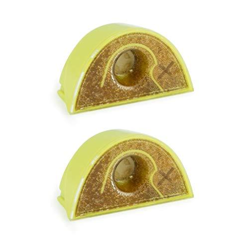 confezione da 3 panni in microfibra H2O HD/™ da usare esclusivamente con la scopa a vapore HD