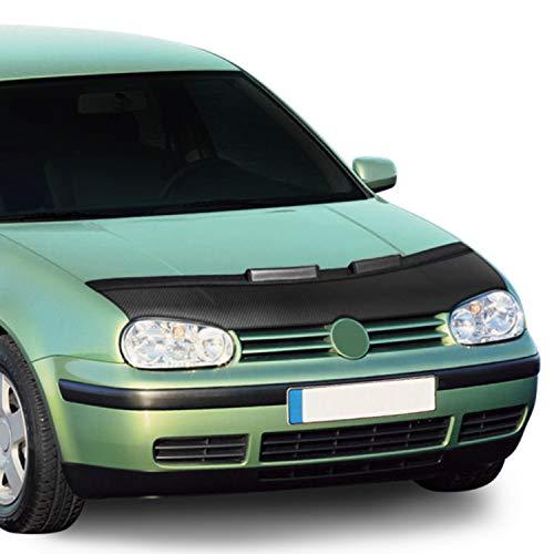 Haubenbra Bonnet Bra für Golf IV 1997-2003 Carbon Optik Steinschlagschutz