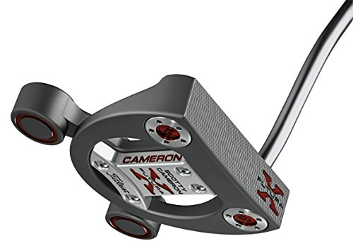NEW! Titleist Scotty Cameron Futura X Mallet 34' Putter