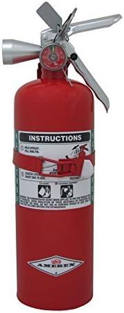 Regular store Amerex B386T 5lb Halotron I Class Fire Amer Fashionable B C Extinguisher by