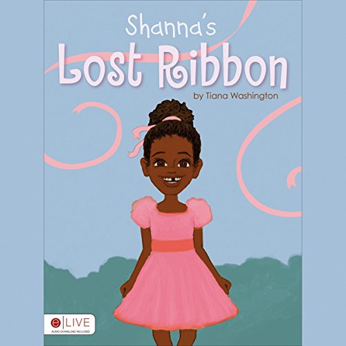 Shanna's Lost Ribbon audiobook cover art