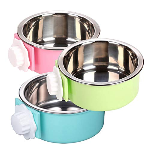 Ferrets Water Bowls That Can't Be Knocked Over