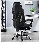 Silla de Oficina Giratoria Reclinable Silla de oficina, silla del acoplamiento del ordenador, Inicio Presidente Esports, Butaca de juego, Turn Presidente, respaldo, la silla ayuda de la cintura cómodo