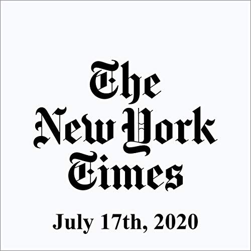 July 17, 2020 cover art