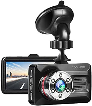 Toguard 1080P Full HD DVR Car Camera