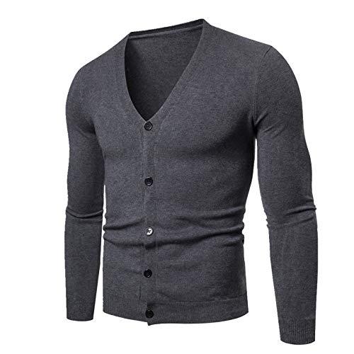 N\P Spring - Suéter de punto para hombre