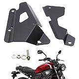 Areyourshop - Protector de depósito de freno trasero para motocicleta Yamaha XSR 700 2015-2020