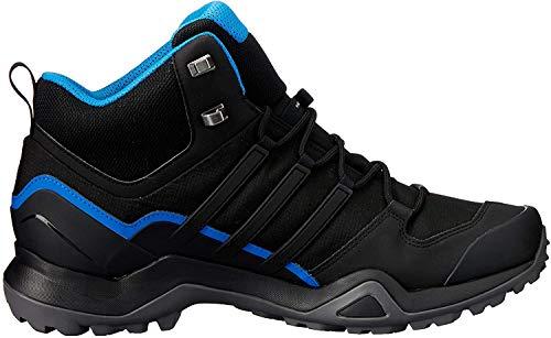 adidas Terrex Swift R2 Mid GTX, Chaussures de Randonnée Basses Homme, Noir...
