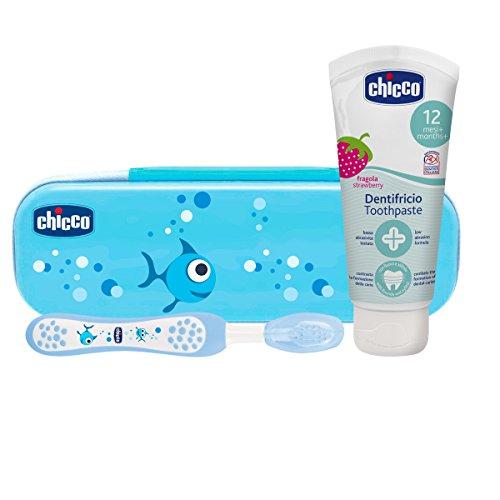 Chicco - Set dental Cepillo de dientes +...
