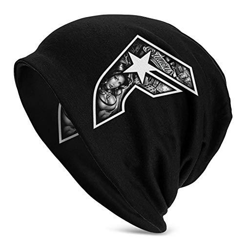 BGDFN Unisex Famous Stars and Straps Logo Fashion Warm Skull...