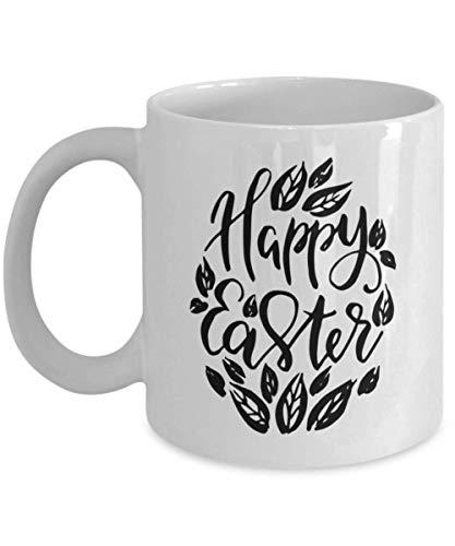 Frohe Ostern, Ostern Tasse, Ostern Kaffeetassen, Ostern Geschenke Weihnachten Thanksgiving Festival Freunde Geschenk Geschenk