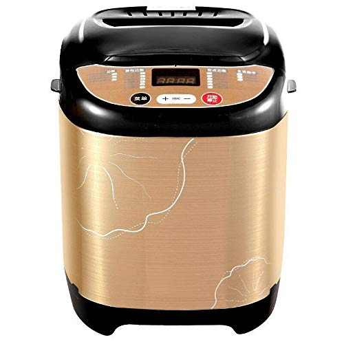 Review Of JYXC Bread Machine,LCD Touch Screen Control, Digital Bread Maker,Multifunctional Beginner ...