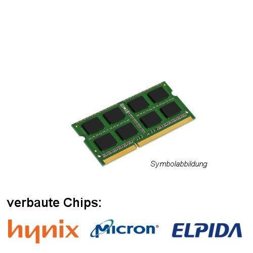 8GB (1x 8GB) DDR3 1600MHz (PC3 12800S) SO Dimm Notebook Laptop Arbeitsspeicher RAM Memory Hynix Micron Elpida