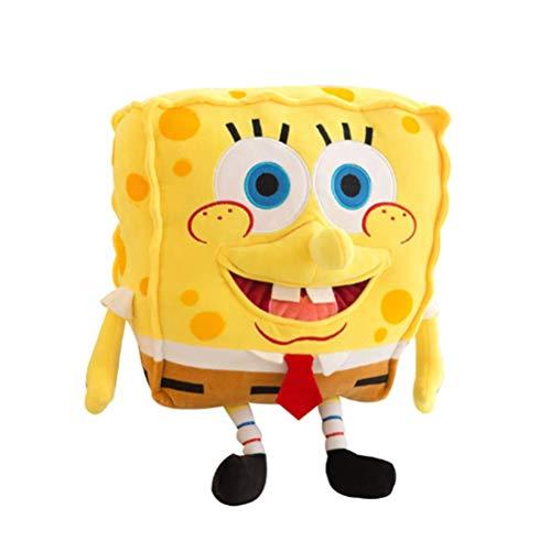 LCCYJ Spongebob Puppe Nette Große Plüschtier Puppe Kissen Kinder Spielzeug(30cm-80cm),01,50cm