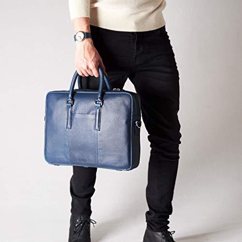 Capra Leather Blue Office