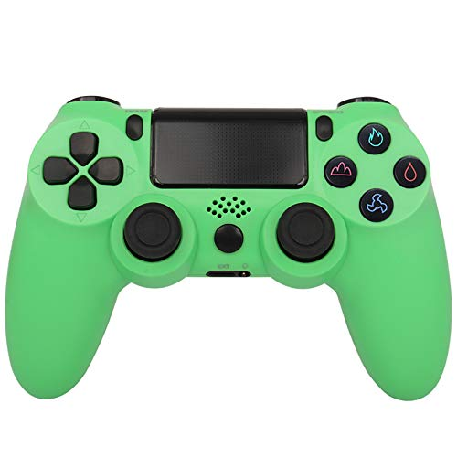 CNMLGB Wireless Controller für PS4 Slim/PS4 Pro,USB Controller für PC,Bluetooth Gamepad mit Dual-Vibration Audiofunktionen Playstation Controller Joystick - Klassisches Pink,W4