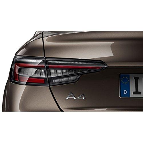 Original Audi A4S4B9(8W) Sedan LED Faros traseros faros traseros para faros traseros para abgedunkelt Negro Blackline Tuning Schluss Leuchten 8W5052100