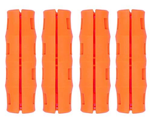 Snappy Grip Ergonomic Replacement Bucket Handles 4 Pack