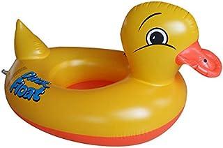 Anillo De Natación , Chickwin Cute Niños Infantil Hinchable De natación Anillo Flotador Asiento Barco Piscina Baño Aeguridad