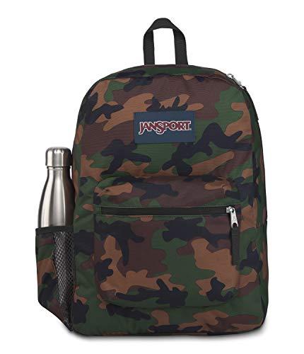 JanSport Cross Town Backpack - Surplus Camo