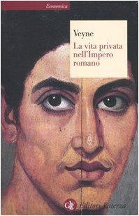 La vita privata nell'impero romano