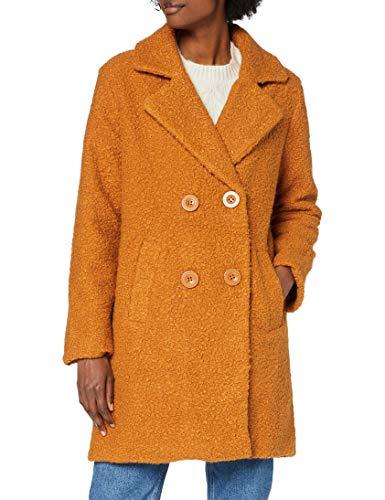 Eight2Nine Abrigo de mezcla de lana para Mujer