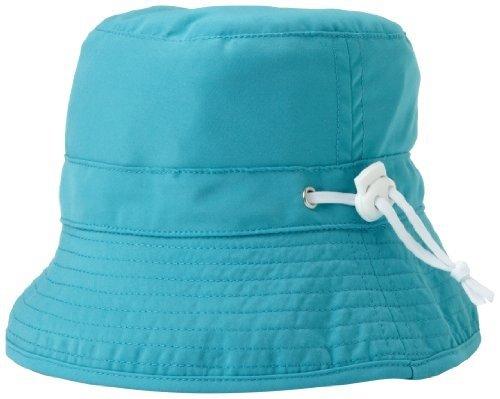 Snapper Felsen-Mädchen-UV Bucket-Hut, Blau, M