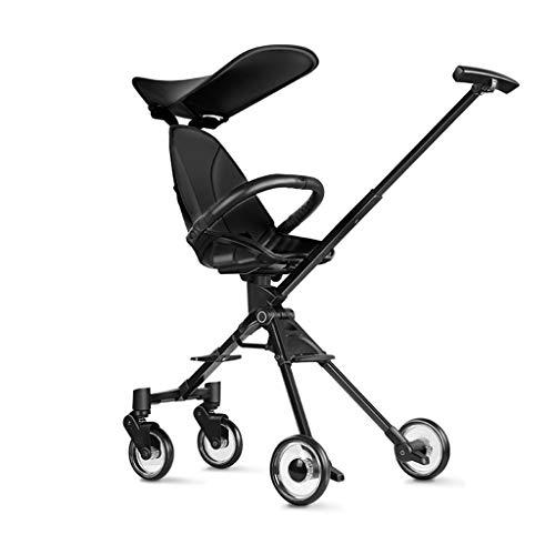 Fantastic Prices! High Landscape Stroller, Folding, Convertible Seat, Portable Stroller, Aluminum Fr...
