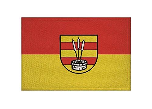 U24 Aufnäher Bad Zwischenahn Fahne Flagge Aufbügler Patch 9 x 6 cm