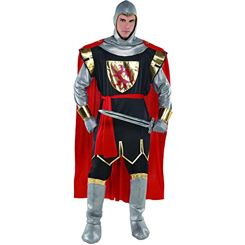 Christy's Brave Crusader Knight Déguisement pour Adulte