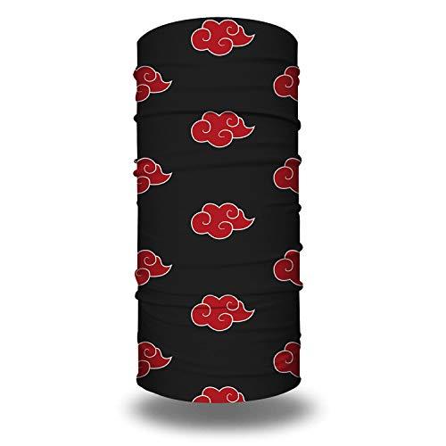 FZWAI Unisex elástico estirable multifuncional pañuelos bufandas tubulares Cabeza Cara de la bufanda del montar a caballo de la motocicleta máscara sin fisuras diadema mágica Headwear al aire respirab