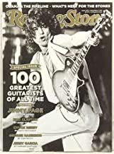 Rolling Stone Special Issue 100 Greatest Guitarists of All Time Jimmy Page Cover (100 Greatest Guitarist)