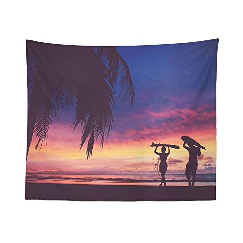 59.1x39.4 Inch Surf Tapestry Surfing Tapestry Surf Wall Tapestry Surfing Wall Tapestry Surf Wall Decor Surf Wall Hanging Surf Wall Art