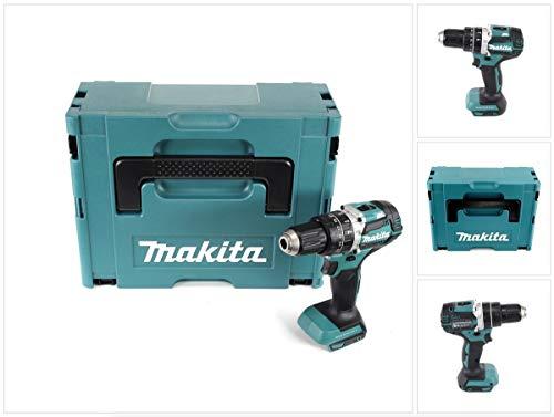 Makita DHP 484 ZJ 18V Brushless Li-Ion Akku Schlagbohrschrauber im Makpac - ohne Zubehör