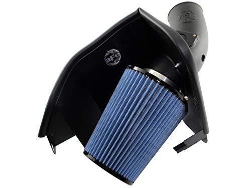 aFe Power Magnum FORCE 54-30392 Ford Diesel Truck 03-07 V8-6.0L (td) Performance Intake System (Oiled, 5-Layer Filter)