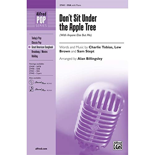 Don\'t Sit Under the Apple Tree - PART