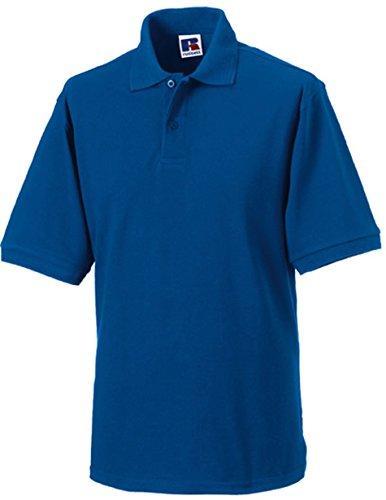 Russell Europe: Robustes Poloshirt bis 6XL R-599M-0, Größe:L;Farbe:Bright Royal