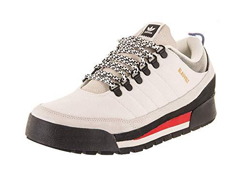 adidas Jake Boot 2.0 Low, Zapatos de Skate Hombre, Bianco Off White Raw White Core Black Off White Raw White Core Black, 39 EU