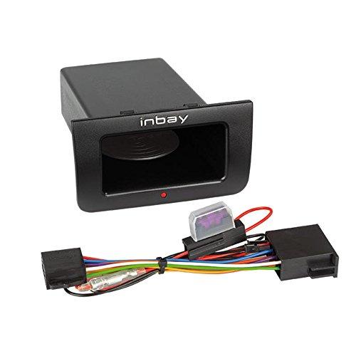 Inbay Qi-Smartphone-Ablagefach für Mercedes Vito/Viano W639